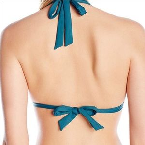 Eberjey Swim - NWOT Eberjey Turquoise Bikini Set